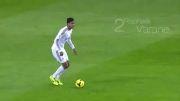اسکواد لیست رئال مادرید مقابل دورتموند