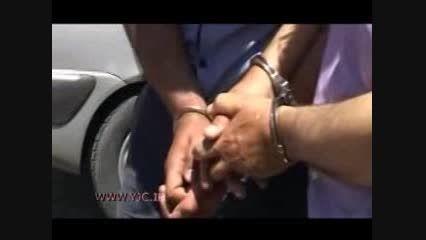 دستگیری گروگانگیران میلیاردی در تهران