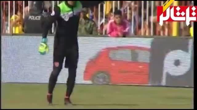 خارج از گود؛ خط و نشان کیروش برای تیم ملی امید (ویدیو)