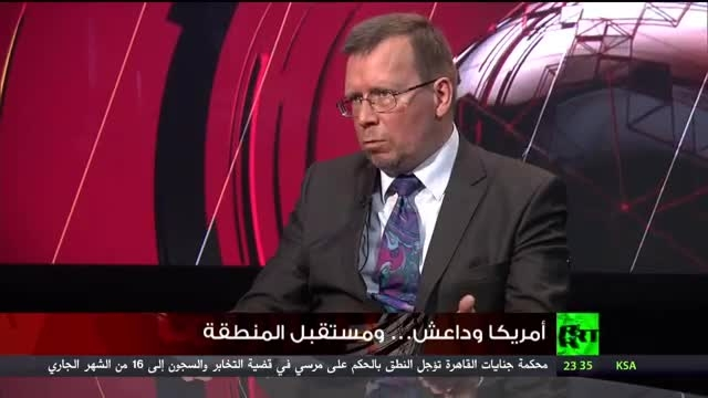 آمریکا و داعش و آینده منطقه