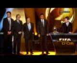 انتخاب بهترین بازیکن جهان سال2011
