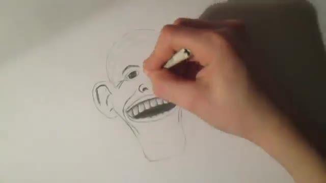 آموزش طراحی کاریکاتور 25 (طراحی کاریکاتور اوباما)3