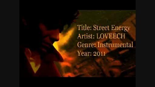 انرژی خیابان - موسیقی بیکلام - ساخته شده توسط لاویچ