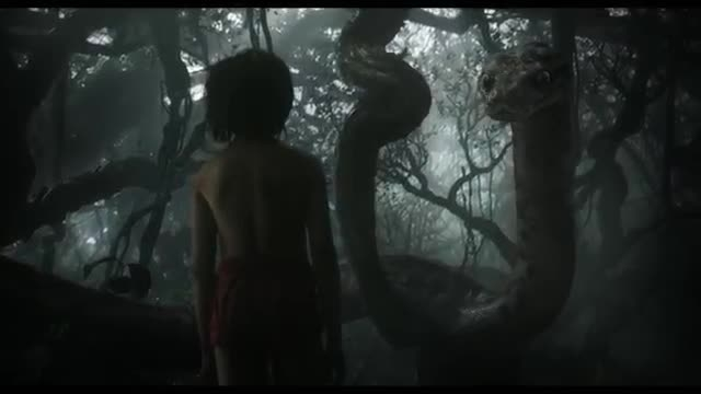 The Jungle Book Official Teaser Trailer #1