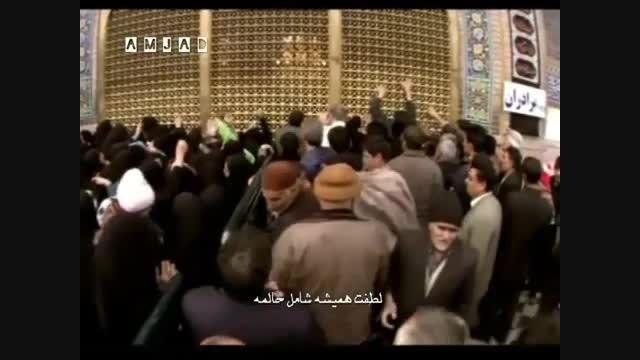 خدای احساس آهنگ زیبای محمد علیزاده درمورد حضرت عباس