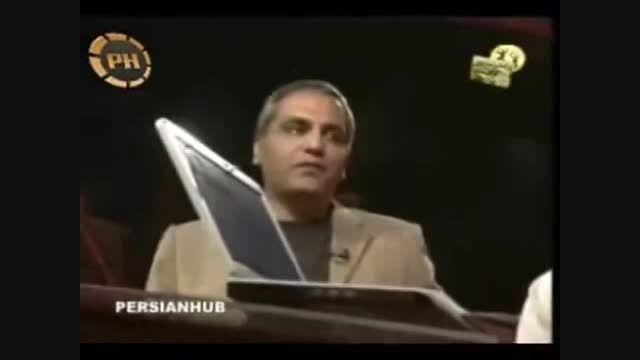 مصاحبه رضا رشید پور با مهران مدیری