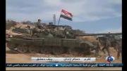 گزارش دوربین العالم از گذرگاه مرزی سوریه و لبنان