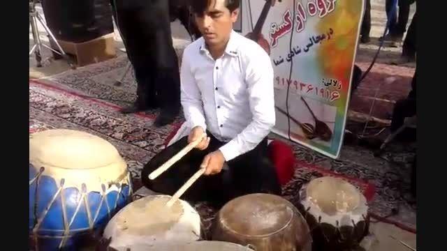 موسیقی پنج نقاره 2.استاد نقاره سهراب رضاپوریان
