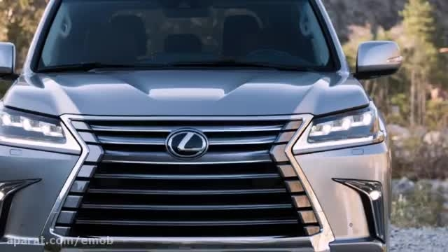 مقایسه 2016 Toyota Land Cruiser V8 و 2016 Lexus LX 570