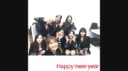 تبریک snsd برای سال نو بعد از کنسرتشون