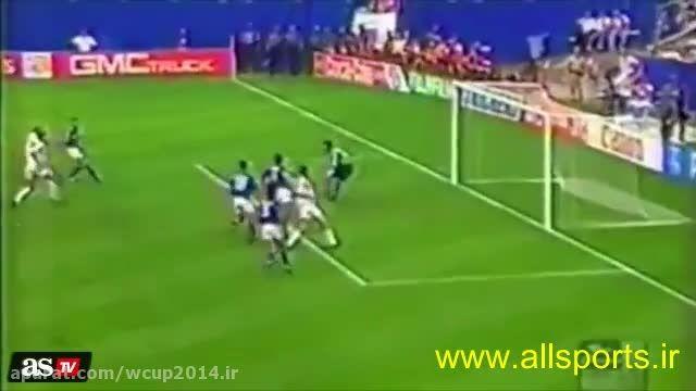 زشت ترین صحنه های فوتبال جهان