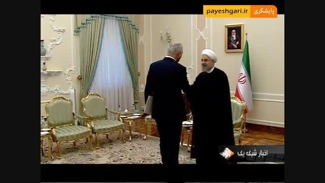 رایزنی وزیر صنعت و اقتصاد جمهوری آذربایجان با همتایان ا
