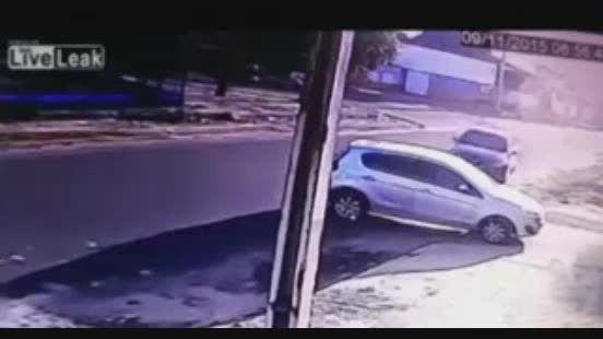 افسر پلیس دو بیگناه را به قتل رساند