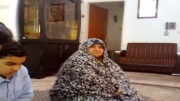 مصاحبه با مادرشهیداسرافیل لطفی استان مازندران شهرستان قائمشه