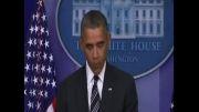 صحبت اوباما بعد از تماس تلفنی با روحانی