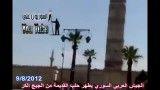 پاکسازی حلب سوریه
