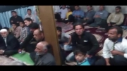 حضور دکتر عالی در مراسم شهادت حضرت فاطمه وجلسه شورای اداری