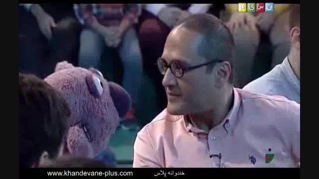 خندوانه - جناب خان و سعید آقاخانی