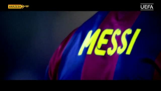 لیونل مسی ؛ نامزد بهترین بازیکن اروپا