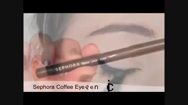 آموزش آرایش برای چشم های قهوه ای