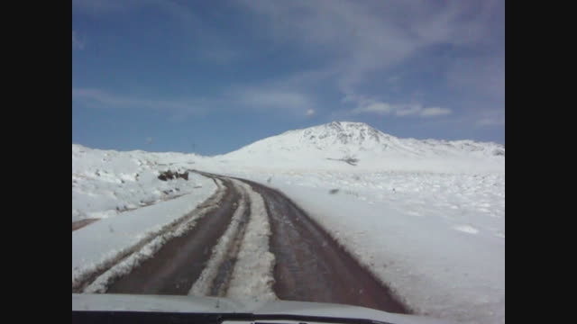 زمستان سعادت آباد