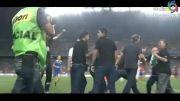 خوشحالی بایکنان تیم ملی پس از صعود به جام جهانی