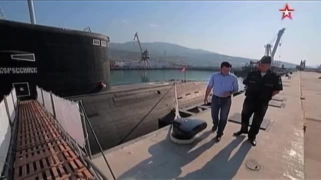 زیر دریایی کلاس کیلو بهبود یافته