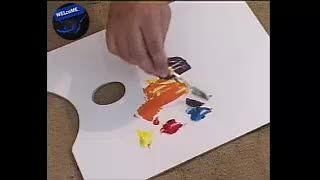 ترکیب رنگ در نقاشی