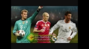 سه نامزد بهترین بازیکن اروپا