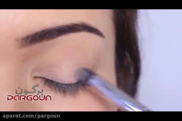 آرایش چشم در پنج مرحله ساده