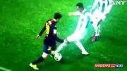 بهترین بازیکن فوتبال جهان مسی
