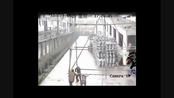 دوربین برق گرفتگی خطرناك