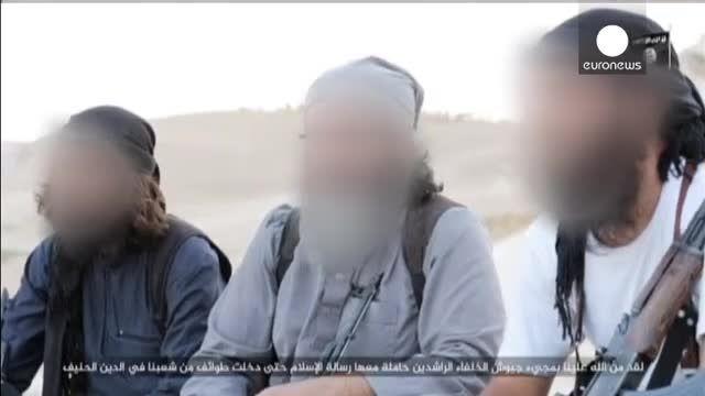 داعش با انتشار ویدئویی اردوغان را «خائن» نامید