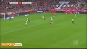 خلاصه بازی: بایرن مونیخ 2-1 ولفسبورگ