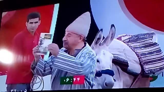 اجرای جالب استاد علیرضا خمسه