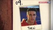 ۱۰ تغییر چهره از ستارگان فوتبال