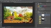 آموزش درست کردن یک تصویر HDR در فتوشاپ
