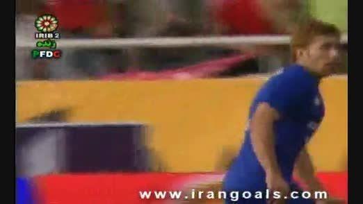 فینال جام حذفی سال 89 پرسپولیس و گسترش فولاد
