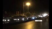 ترافیک باورنکردنی به سمت تهران