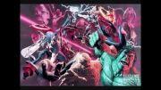 حمایت از بیماران سرطانی به شیوه قهرمانان «انتقامجویان»