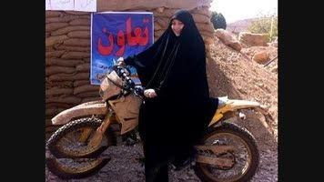 سوال شرعی درباره حکم موتورسواری زنان