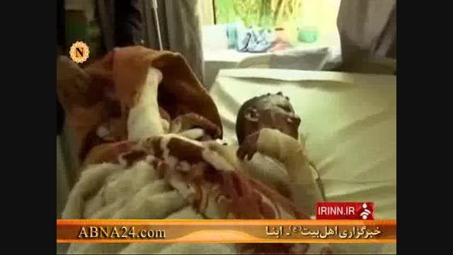 کشته و زخمی شدن یمنی ها بر اثر حملات جنگنده های سعودی