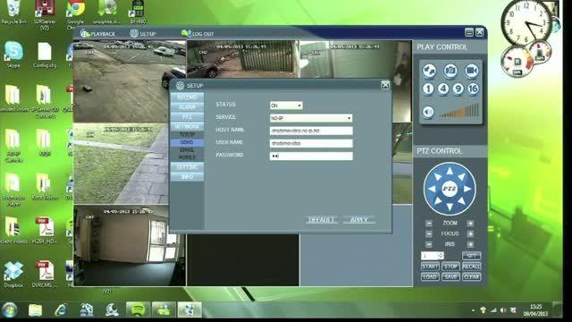 آموزش ویدئویی انتقال تصویر بدون IP Statice