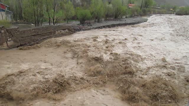 سیلاب در طالقان 2