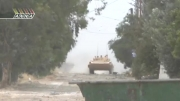 سوریه:قسمتی از نبرد: شکستن محاصره (زیرنویس)
