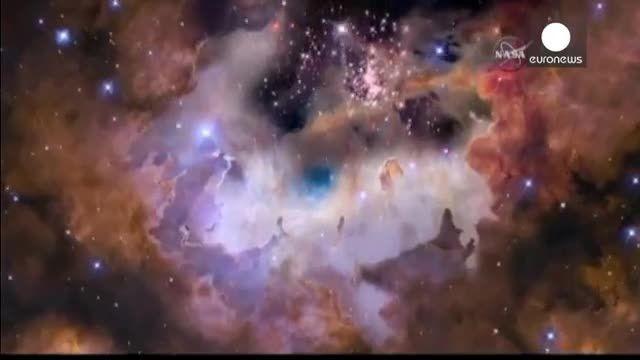 تصاویر زیبا از کهکشان ها