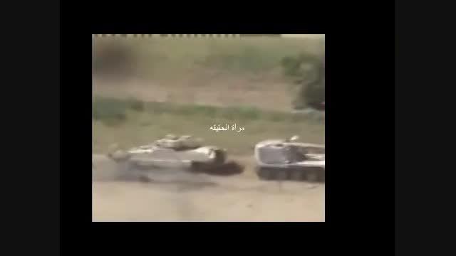 گوشه هایی از نبرد انصارالله با ارتش سعودی