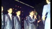 اجرای متفاوت اهنگ مرتضی پاشایی توسط گروه سرود رویش مشهد