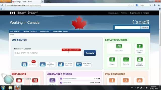 راهنمای کاریابی در کانادا