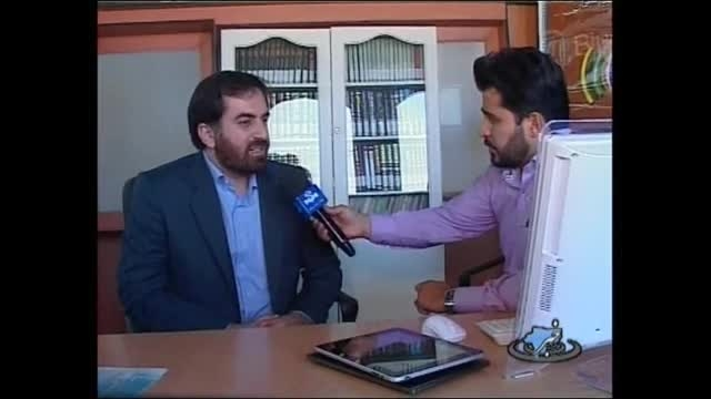 بازدید دبیر شورای عالی فضای مجازی از قائمیه اصفهان